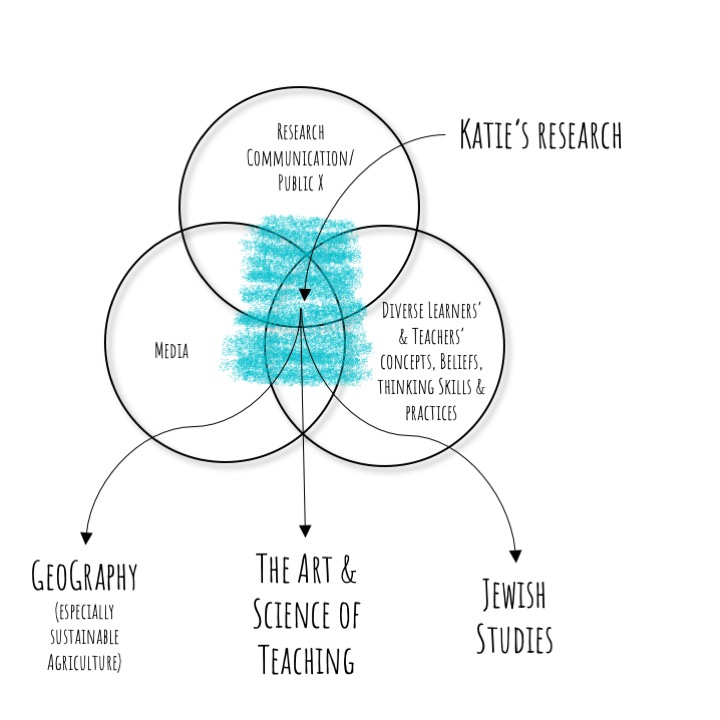Katie Schulman's Research Foci